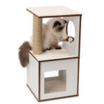 Hagen Catit Vesper Small V-Box in White