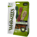Whimzees Natural Dog Chews Value Bag (Toothbrush)