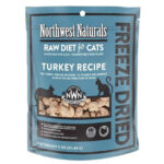 Northwest Naturals Turkey Freeze-Dried Cat Food