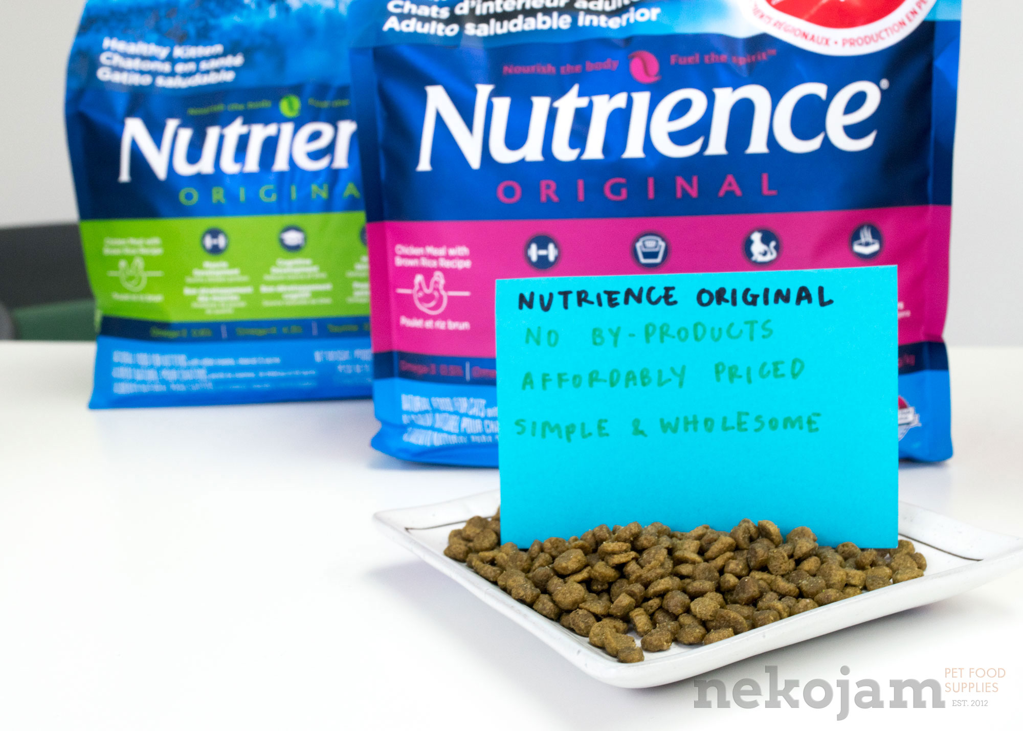 Consumer Review Dry Cat Food