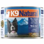 K9 Natural - Beef Canned Dog Food, 170g, Case of 12