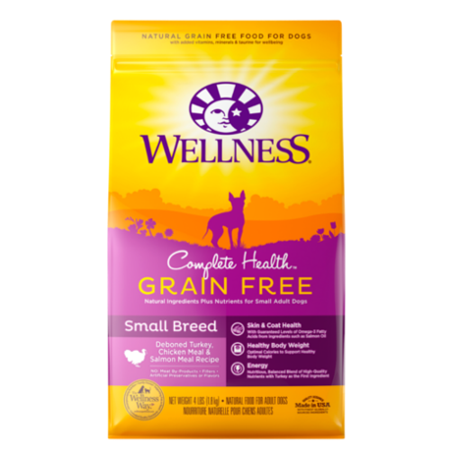 Wellness Complete Health Grain Free Small Breed Dry Dog