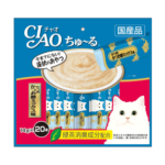 Ciao Churu Dried Bonito Mix Liquid Cat Treat 20-Pack