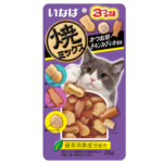 Ciao Tuna & Chicken with Squid Soft Cat Treats