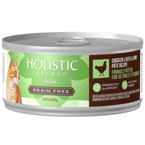 Holistic select chicken liver lamb cat pt canned cat food holistic select chicken liver amp lamb cat pt forumfinder Image collections
