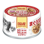 Miaw Miaw Tuna Canned Cat Food, 60g