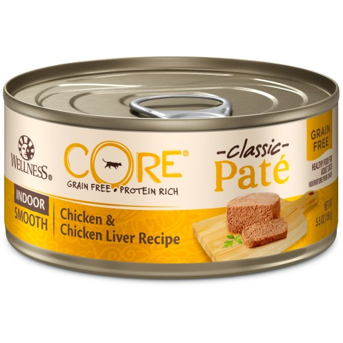 Wellness Core Indoor Canned Cat Food 187 Nekojam Com