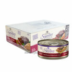 Wellness Core Signature Selects Chunky Beef & Chicken Canned Cat Food, 150g