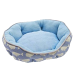 Marukan Cooling Bed (Blue)