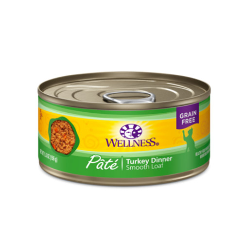 Wellness Pate Cat Food