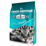 Hagen Catit Cat Love Odor Defense Unscented Clumping Cat Litter