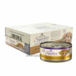 Wellness Core Signature Selects Chunky Chicken & Turkey Canned Cat Food, 150g