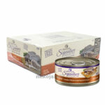 Wellness Core Signature Selects Shredded Chicken & Beef Canned Cat Food, 150g