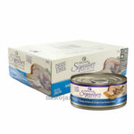 Wellness Core Signature Selects Shredded Chicken & Chicken Liver Canned Cat Food, 150g