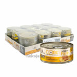 Wellness Core Indoor Canned Cat Food, 156g