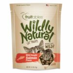 Fruitables Wildly Natural Cat Treats (Wild Caught Salmon)