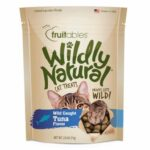 Fruitables Wildly Natural Cat Treats (Wild Caught Tuna)