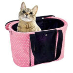 Marukan Soft Cat Carry Case (Pink)