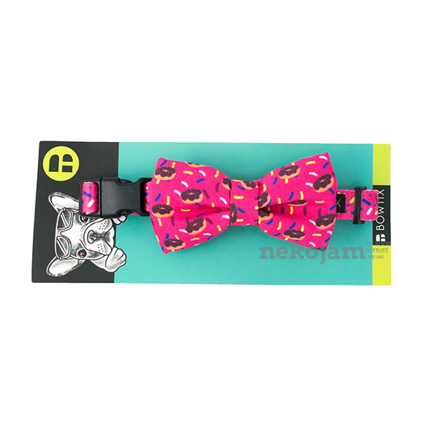 Bowtix Dog Collar (Sweet Tooth) - M Size