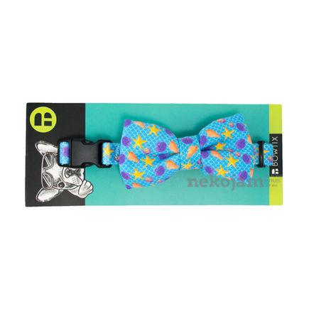 Bowtix Dog Collar (Sea & Shell)
