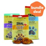 BUY 2 FREE 1: Zeal Free Range Naturals Treats for Dogs & Cats
