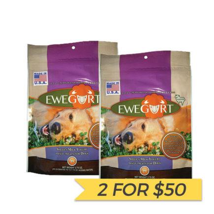 2 FOR $50: Ewegurt Sheep's Milk Yogurt with Sardines