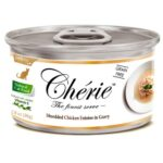 Cherie Shredded Chicken Canned Cat Food, 80g