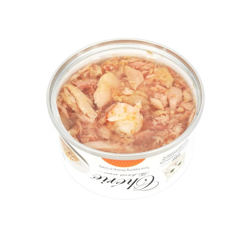 Cherie Tuna Amp Shrimp In Gravy Hairball Control Canned