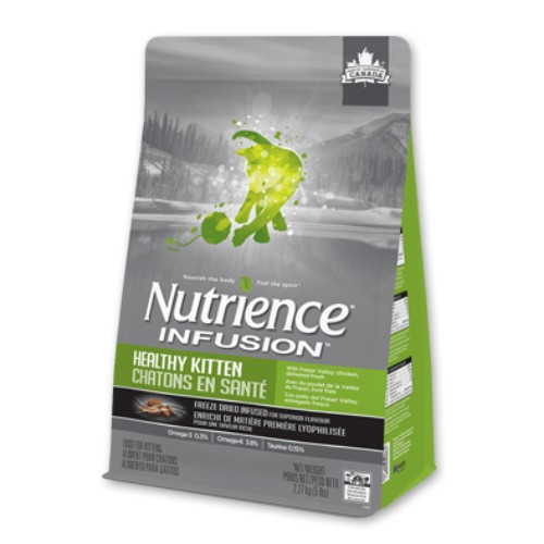 Nutrience Infusion Cat Food