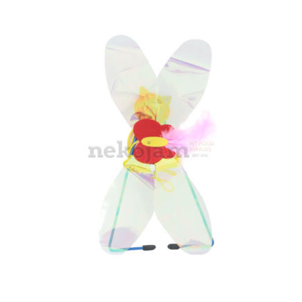 Petz Route Hanging Butterfly