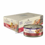 Wellness Core Signature Selects Flaked Tuna & Salmon Canned Cat Food, 150g
