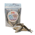 Raw Rawr Freeze Dried Treats Whole Sardines Treats