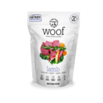 The NZ Natural Pet Food Co. Woof Lamb Freeze Dried Dog Treats, 50g