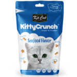 Kit Cat Kitty Crunch Cat Treats (Seafood)