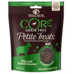 Wellness CORE Grain-Free Petite Lamb, Apples & Cinnamon Soft Mini Bites