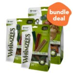 BUY 2 FREE 1: Whimzees Natural Dog Chews
