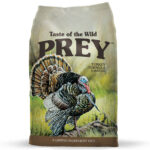 Taste of the Wild Prey Turkey Dry Dog Food, 25lbs