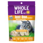 Whole Life Pet Just-One Ingredient Pure Chicken Freeze-Dried Cat Treats