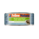 Feline Natural Lamb Green Tripe Hydration Booster Canned Cat Food, 85g