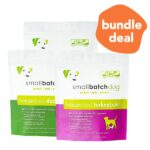 4 FOR $168: Smallbatch Freeze Dried Dog Food 4-Pack Bundle