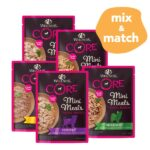 BUY 3 FREE 1: Wellness CORE Mini Meals for Small Breed Dogs