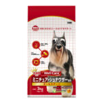 Well Care Miniature Schnauzer Dry Dog Food