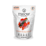 The NZ Natural Pet Food Co. Meow Chicken & King Salmon Freeze Dried Cat Treats, 50g