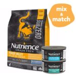 FREE CANS: Nutrience SubZero Grain Free Fraser Valley Cat Food - 5kg