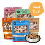 4 FOR $159.90: Primal Freeze-Dried Dog Food