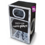 Pet Rebels Box 70 Premium Cat Cubby in Grey
