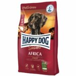 Happy Dog SENSIBLE Africa Ostrich & Potato Grain & Gluten-Free Dry Dog Food