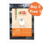 BUY 2 FREE 1: Raw Rawr Balanced Lamb Freeze-Dried Dog Food