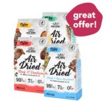 2 FOR $49.90: Absolute Holistic Air Dried Cat Food