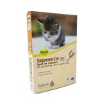 SOLANO Solpreme Cat Spot On - Fleas and Flies Protection Control (Small)